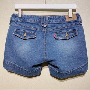 Levi's Denim Shorts   545 High Rise   Size 6